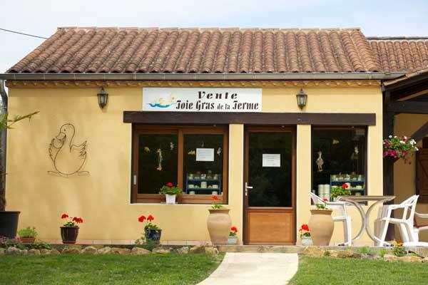 magasin de foie gras sarlat